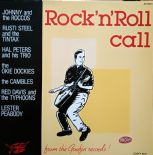 LP / VA ✦✦ ROCK'N'ROLL CALL ✦✦ From The Goofin' Records